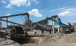 The Stone Crushing Plant